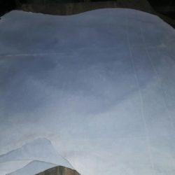 Full Chrome Cow Wet Blue Split Leather
