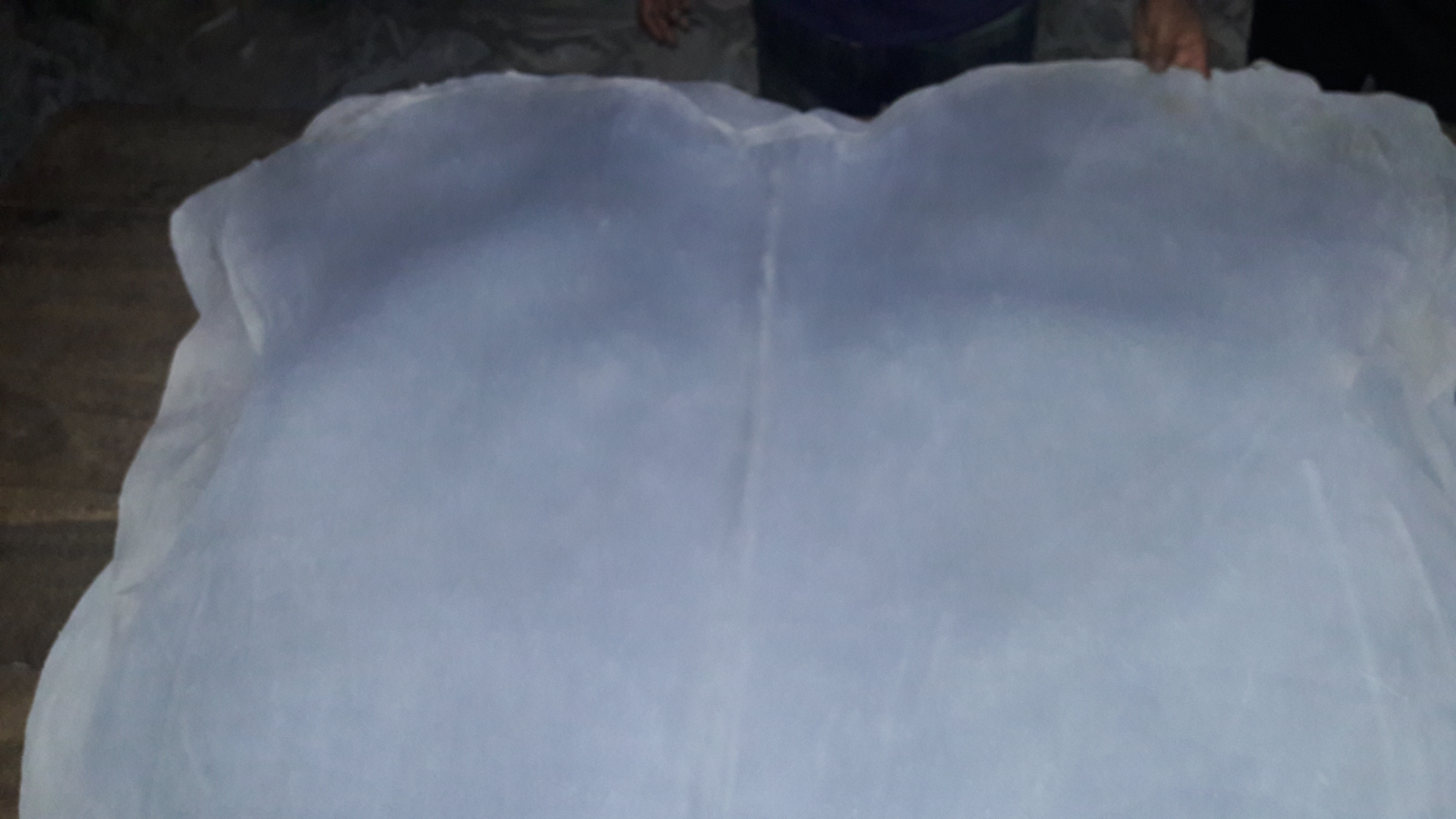 Cow Wet Blue Split Leather