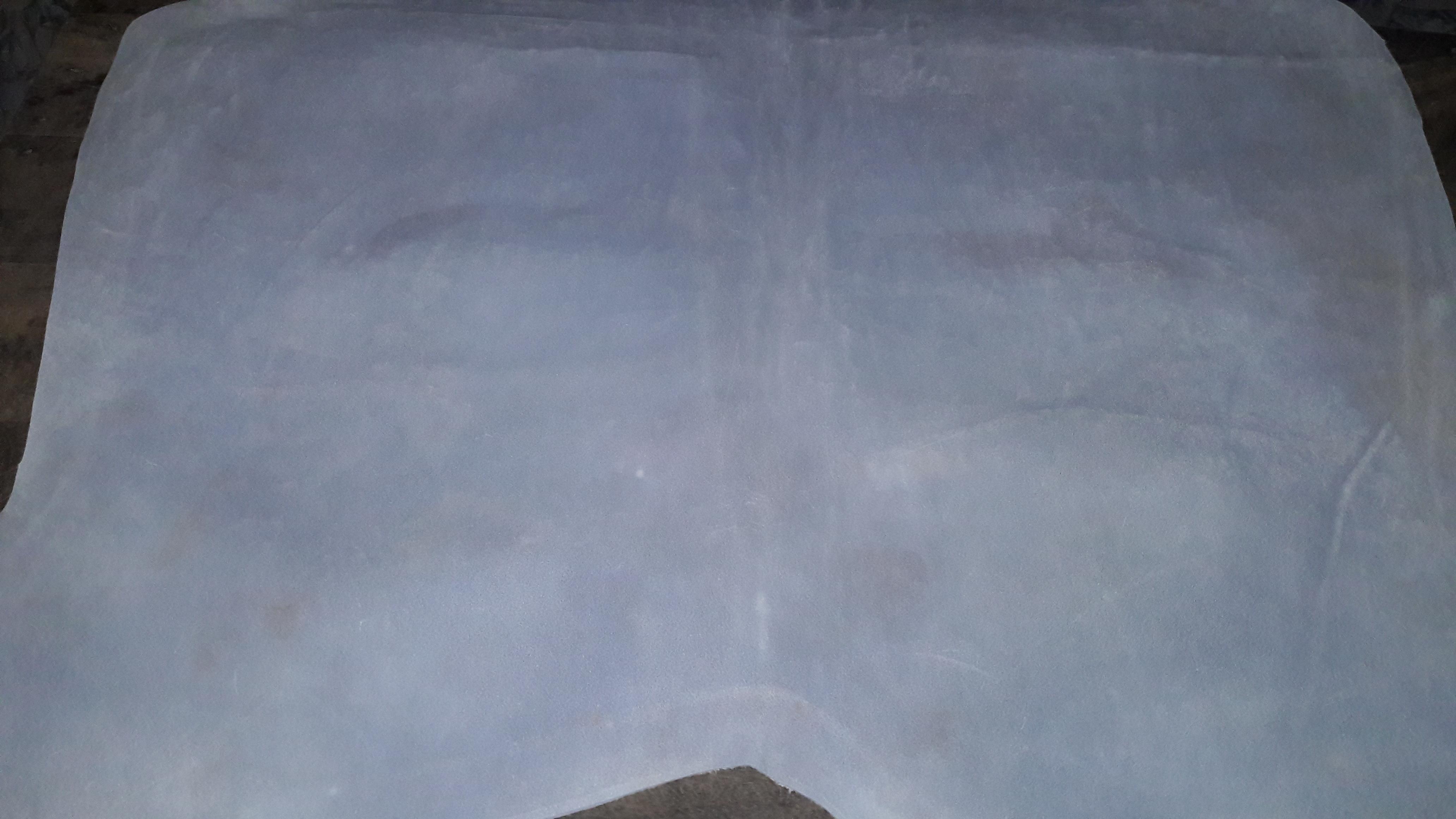 Chrome Cow Wet Blue Split Leather
