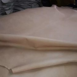 Bangladesh Chrome Cow Crust Leather