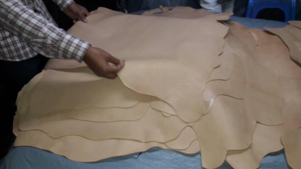 lining full chrome goat leather