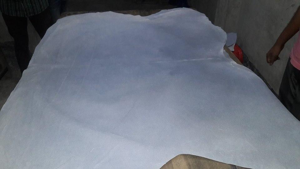Bangladesh Cow split leather