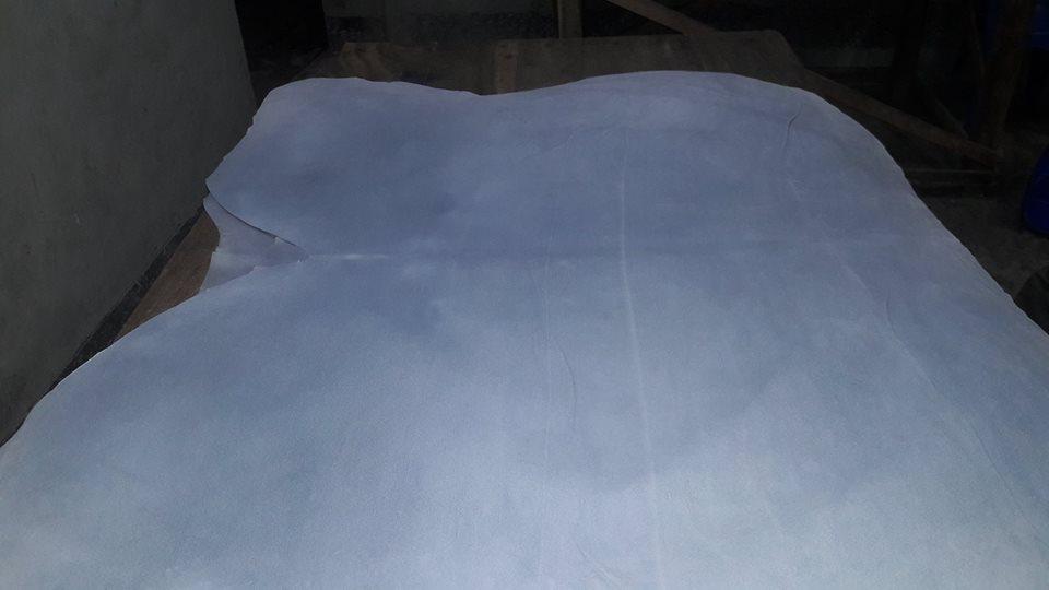 top quality split leather