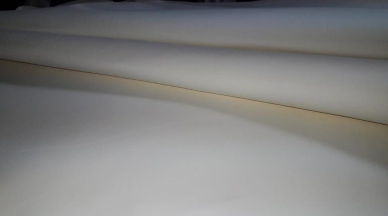 Cow crust leather wet white tanning