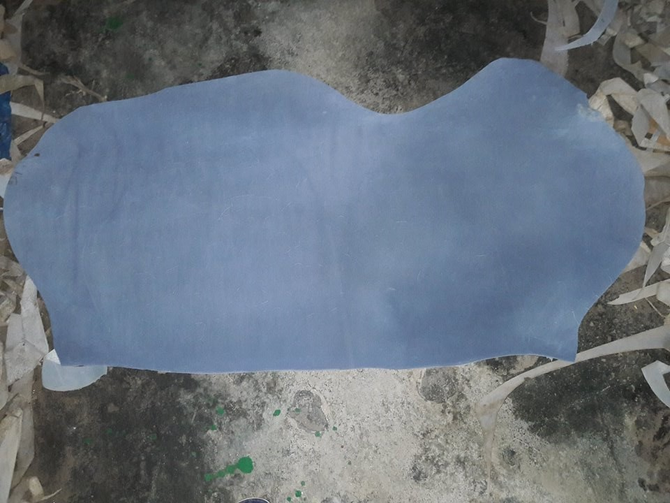 cow wet blue split leather supplier
