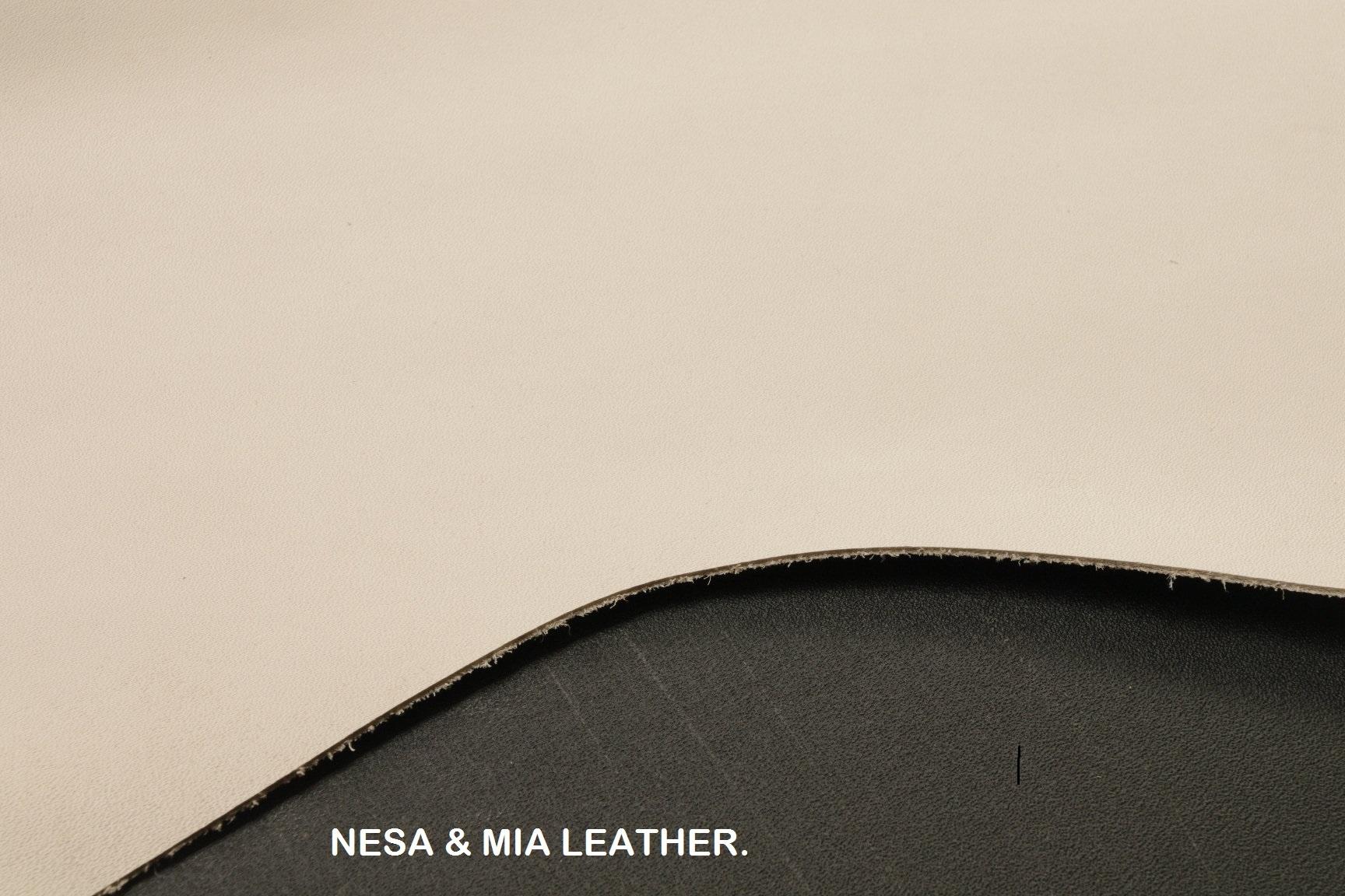 full grain vegetable tanned leather