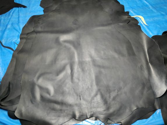 COW CALF LINING CRUST LEATHER