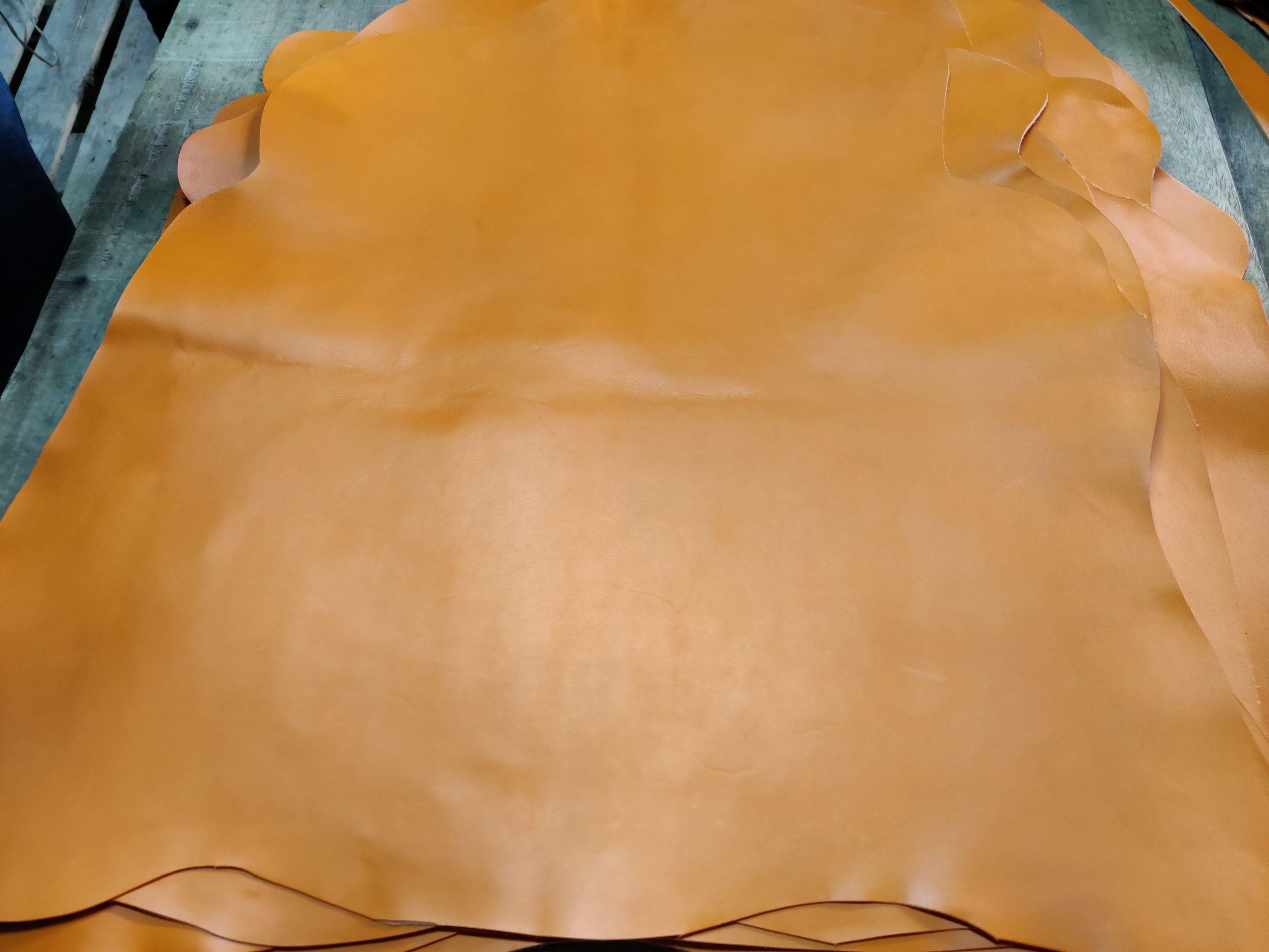 Full Chrome Goat Finished Nappa Softy Leather
