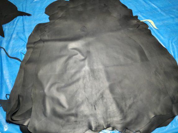 Full Chrome Cow Crust Calf Leather